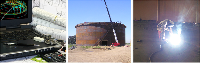 Tank Design, Installation and Maintenance